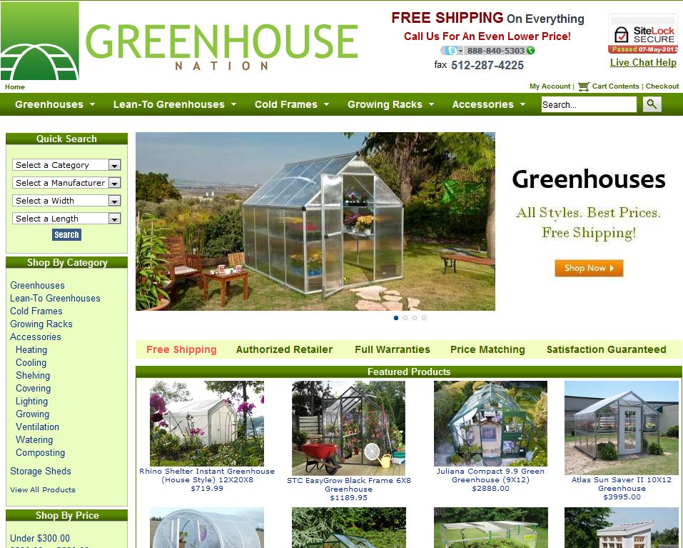 Greenhouse Nati