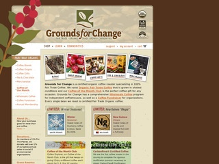 Grounds for Cha