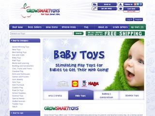 Grow Smart Toys