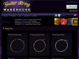 Guitar String W