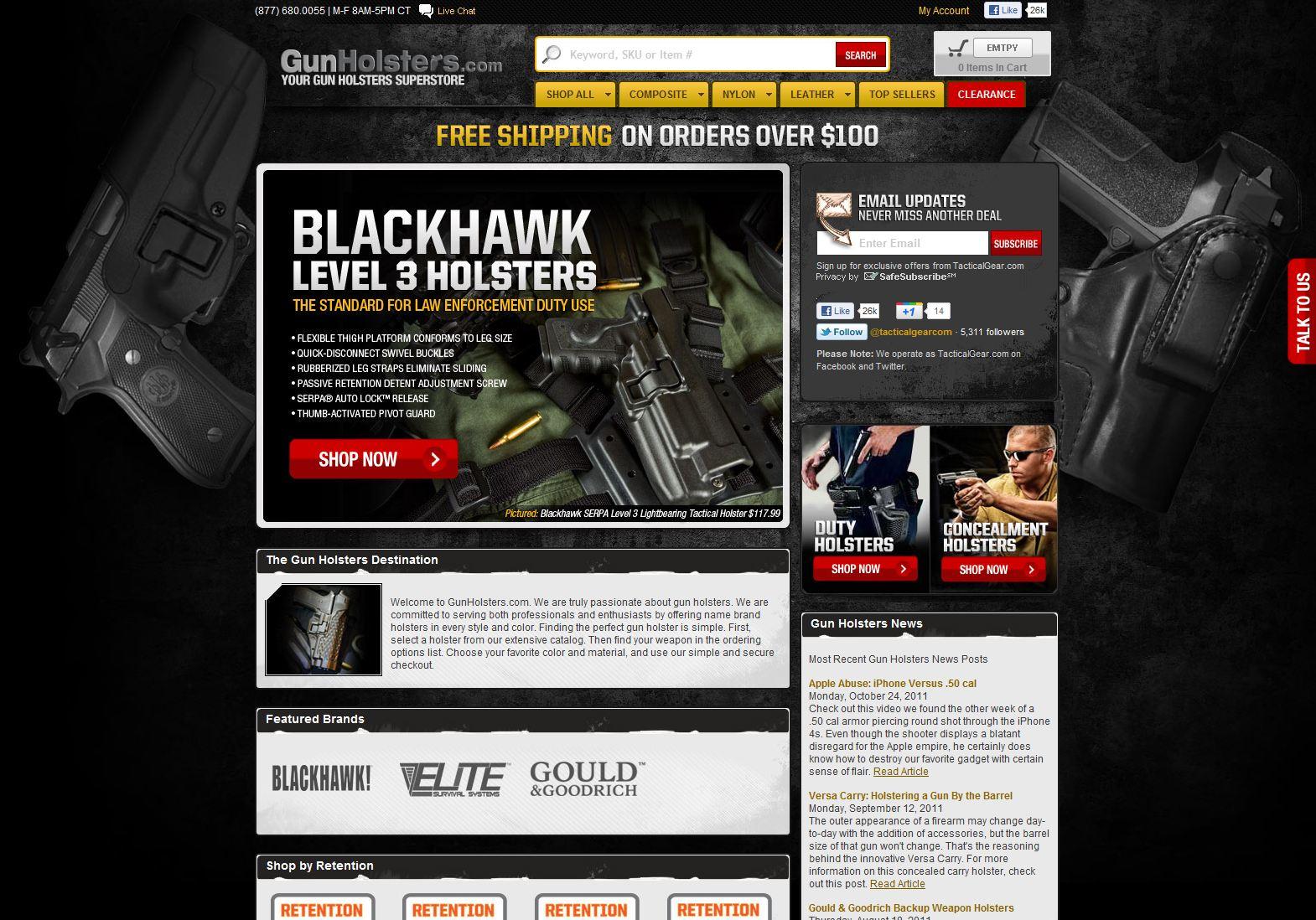 GunHolsters.com
