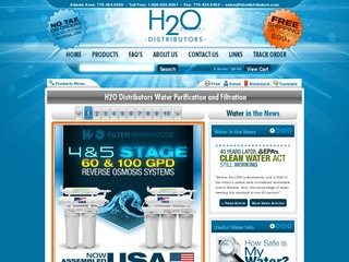 H2O Distributor