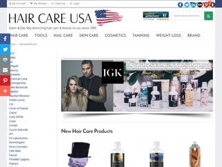 Hair Care USA