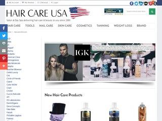 Hair Care USA