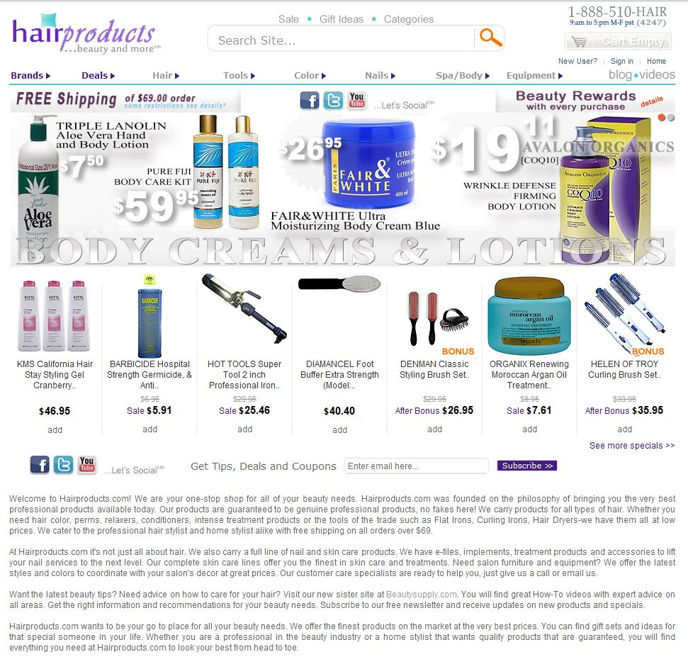 Hairproducts.co