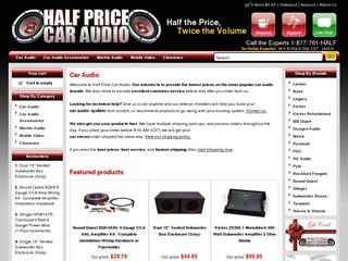 Half Price Car