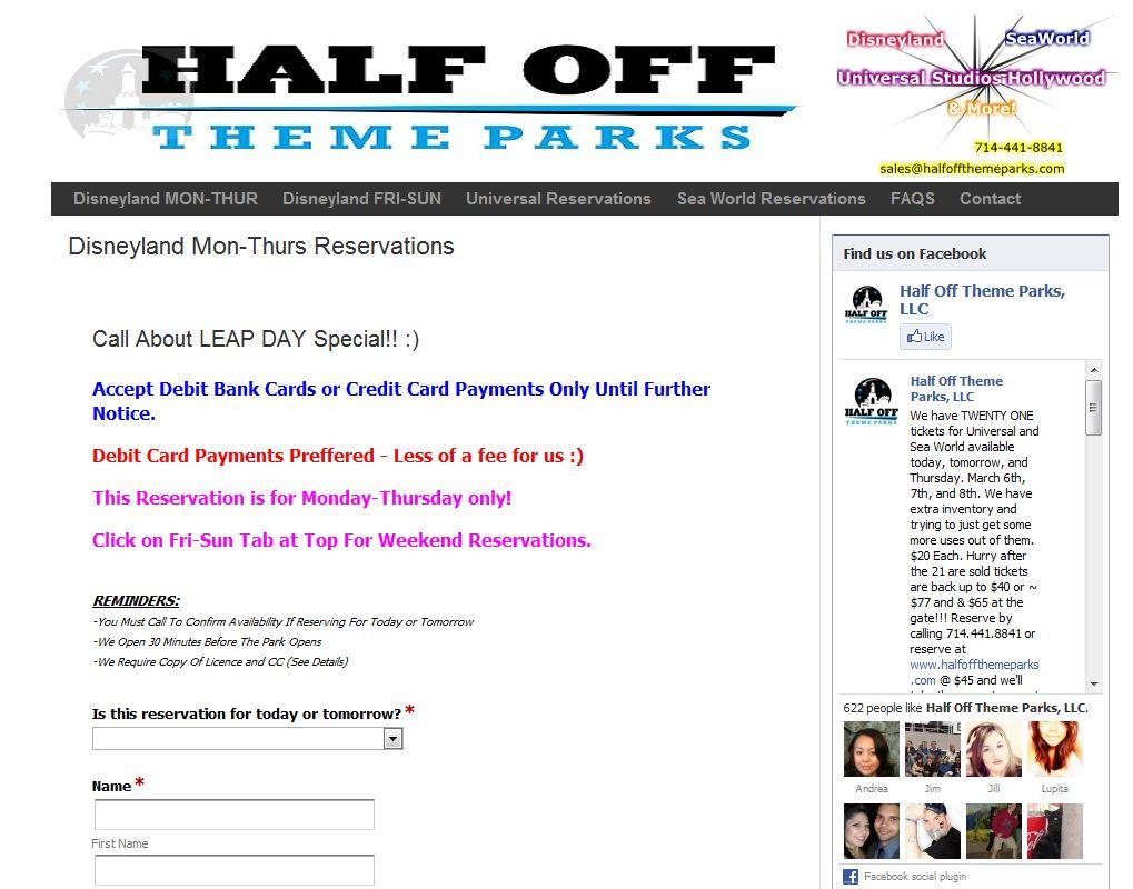 Half Off Theme