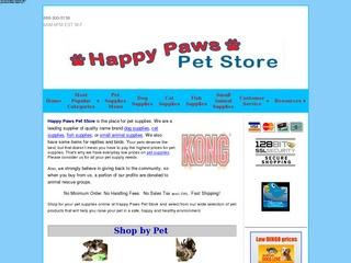 Happy Paws Pet