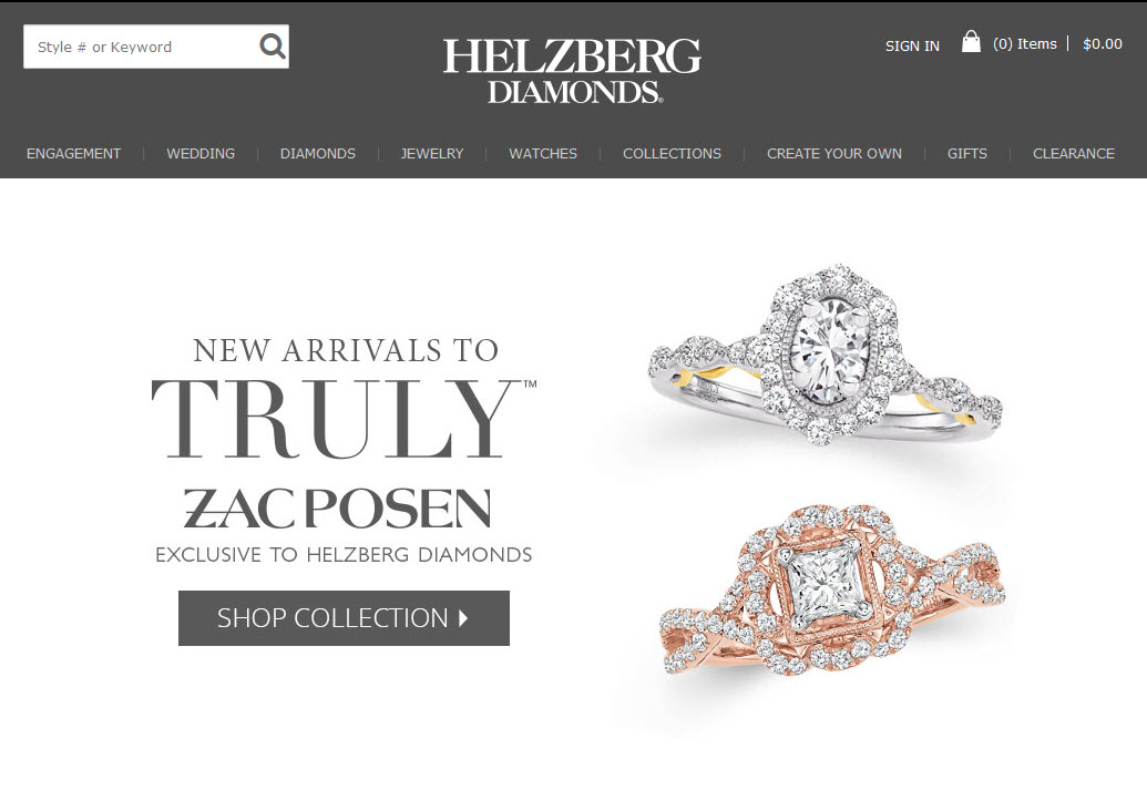 Helzberg Diamon Helzberg Diamonds ...