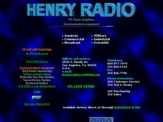 HenryRadio