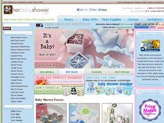 Her Baby Shower