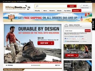 HikingBoots.com