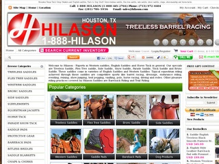 Hilason Saddles