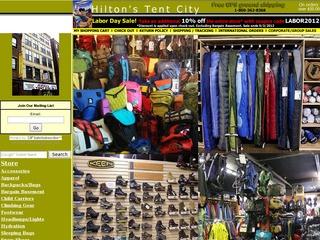 Hilton's Tent C