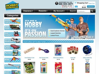 Hobby Warehouse