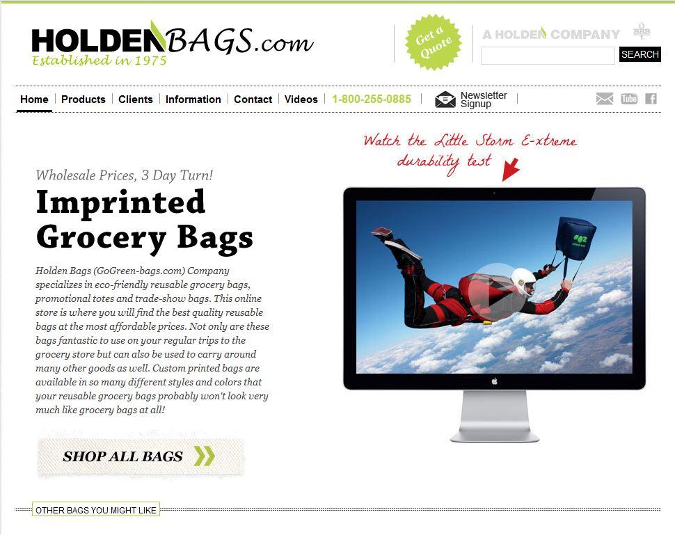 Holdenbags.com