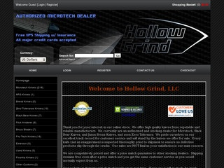 Hollow Grind, L