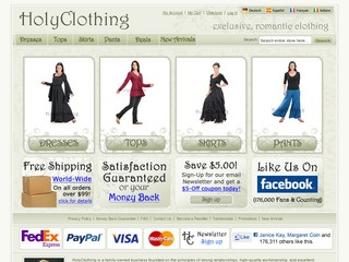 89b758a4cbe Holy Clothing Reviews