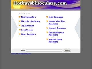 HotBuys Binocul