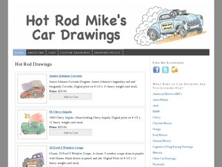 Hot Rod Mikes