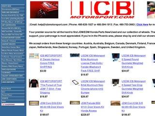Icb Motorsport Jdmland Com Yhst 1408381693991 Stores