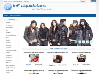 InF Liquidators
