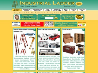 Industrial ladder and supply company rated 2 5 stars by 13 for Industrial distribution group