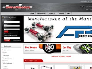 InlineV Motors