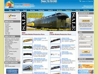 Internet Trains