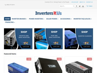 Inverters R us