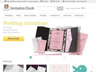 Invitation Duck