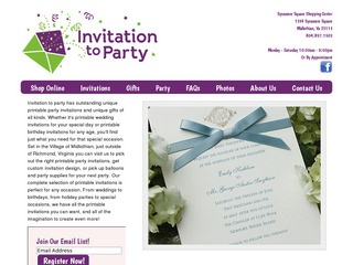 Invitation To P