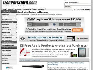 IronPortStore.c