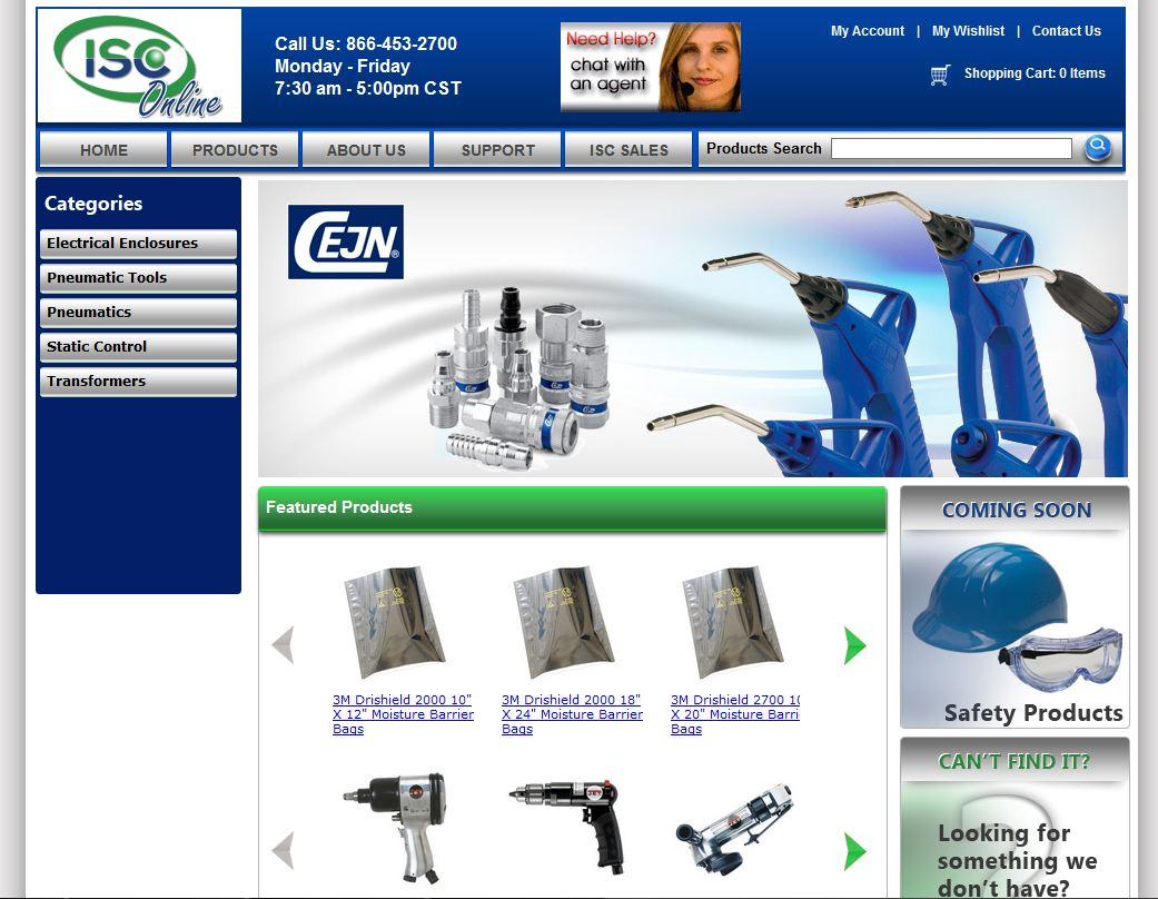 ISC Online