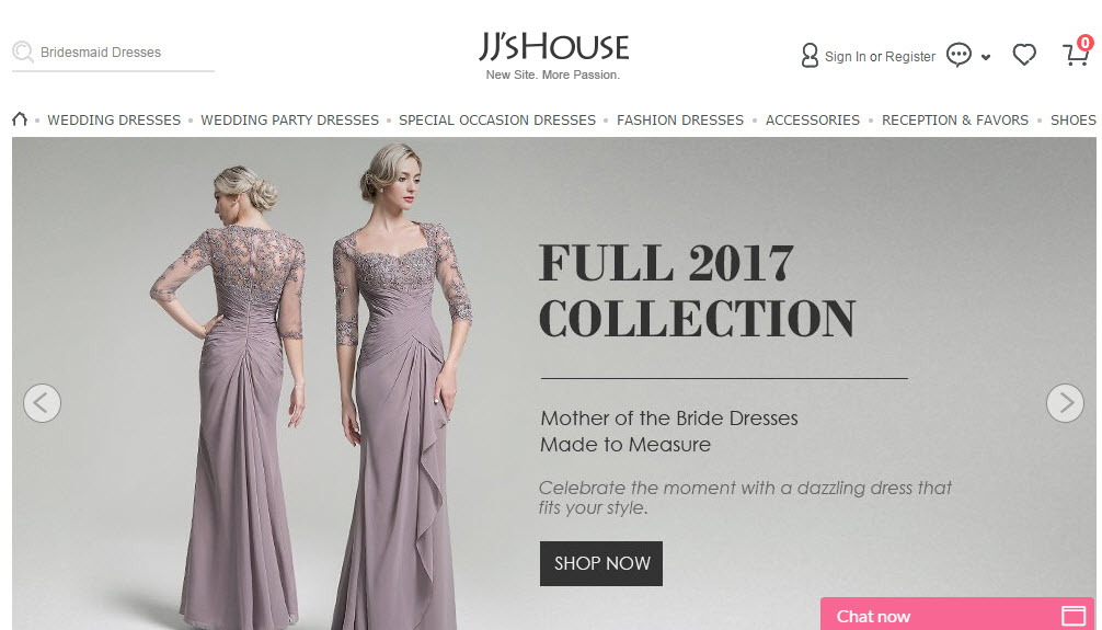 JJsHouse Mother of the Bride Dresses