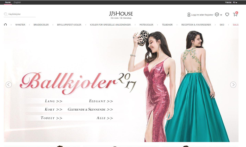 JJsHouse.no