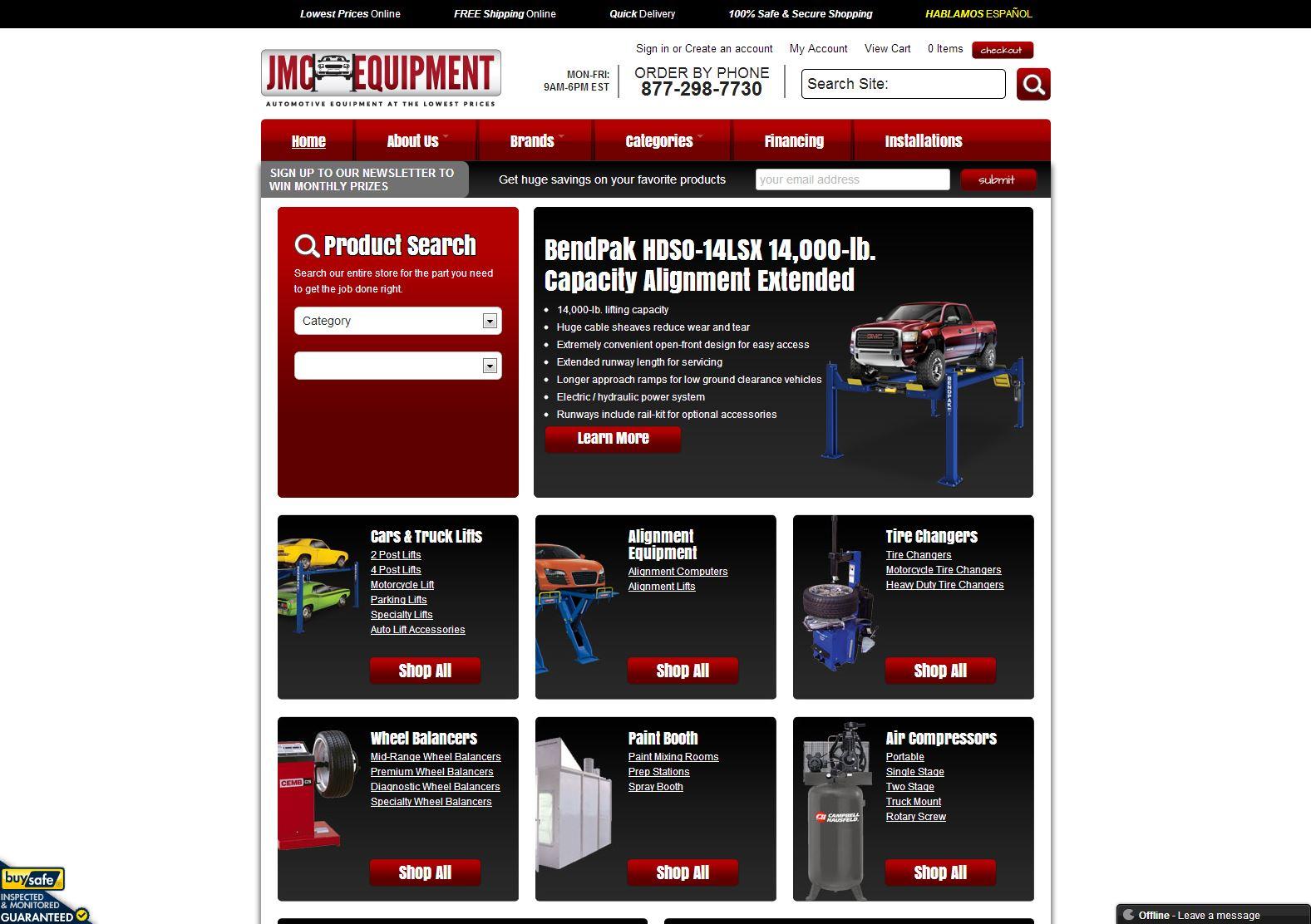 JMC Automotive