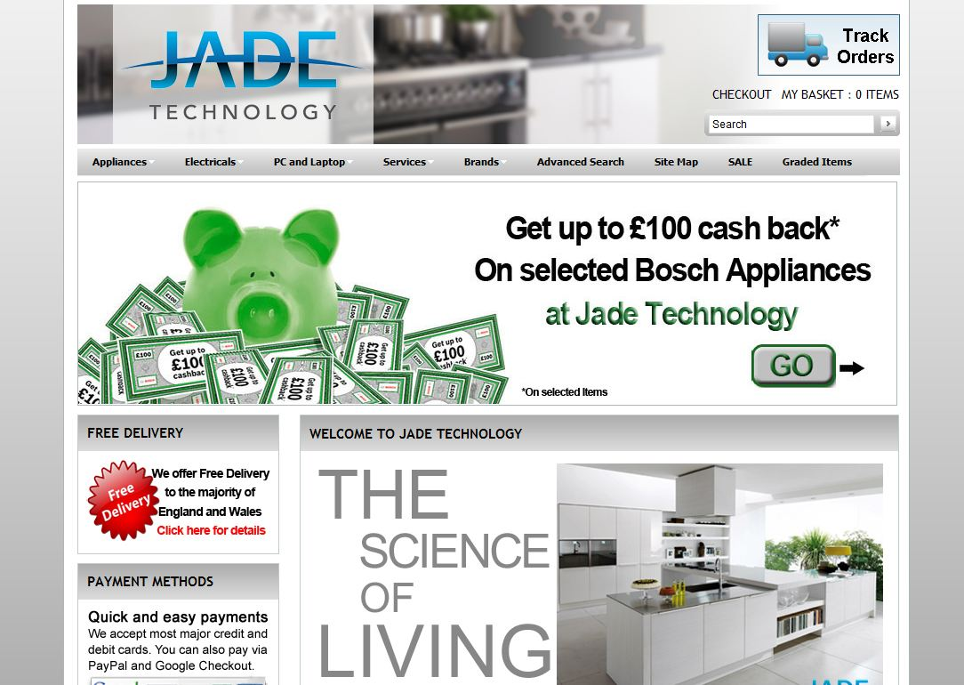 Jade Technology