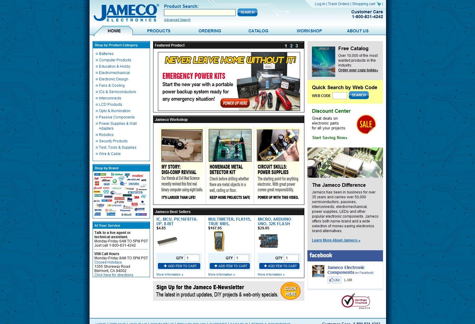 Jameco Electron