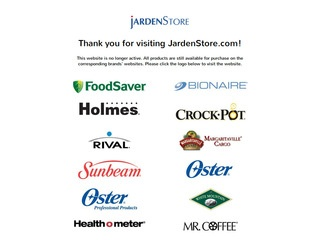 Jarden store jarden consumer solutions rated 1 5 stars for Jarden consumer solutions