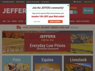Jeffers Pets