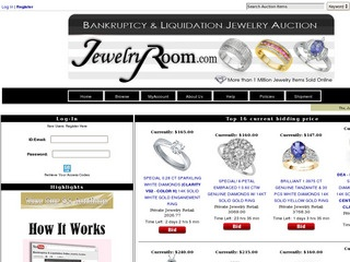 Jewelry Room /