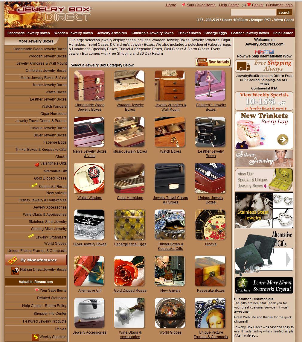 Jewelryboxdirec