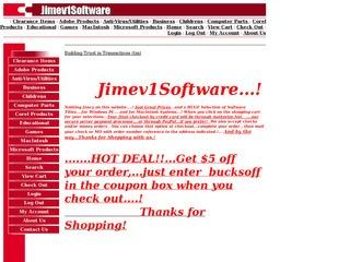 Jimev1Software