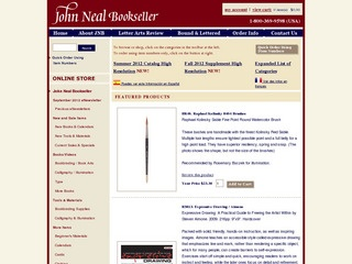 John Neal Consumer Reviews At