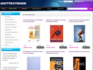 JustTextbook.co