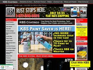 KBS-Coatings Reviews | 47 Reviews of Kbs-coatings com