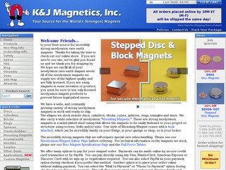K&J Magnetics