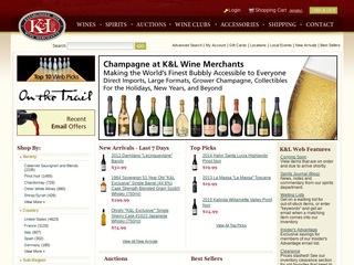 K&L Wine Mercha