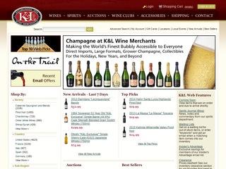 K&L Wine Mercha